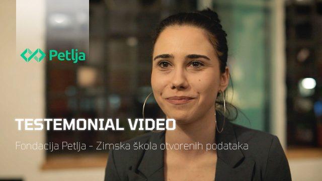industrija video sadrzaja testemonial video petlja