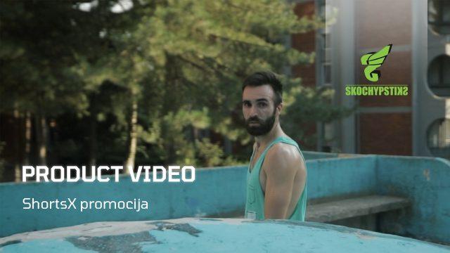 SKOCHYPSTIKS industrija video sadržaja promo video parkour